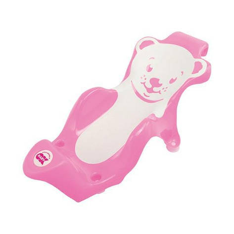 """Горка для купания малышей """"Buddy Ok Baby"""", розовая, фото 2"""