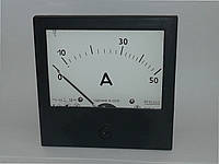 Амперметр Э365 50А
