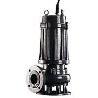 Насос VARNA 100WQ60-9-3  для отвода сточных вод + датчик защиты+шкаф управления