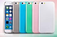 Чехол для iPhone 6 - Momax Clear Twist case, разные цвета