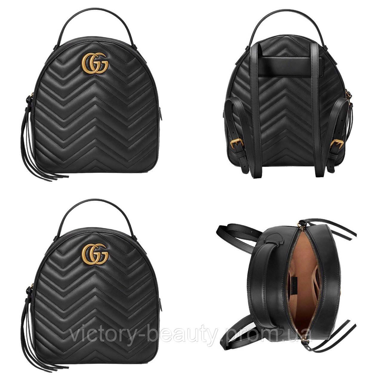 11738a6b1df5 Рюкзак женский копия люкс Gucci  продажа, цена в Харькове. рюкзаки ...