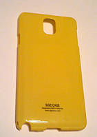 "Чехол для Samsung Note 3, ""SGP"" Yellow"