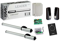 FAAC 400 CBAC — автоматика для распашных ворот (для створки до 2,2 м интенсивность 70%), фото 1