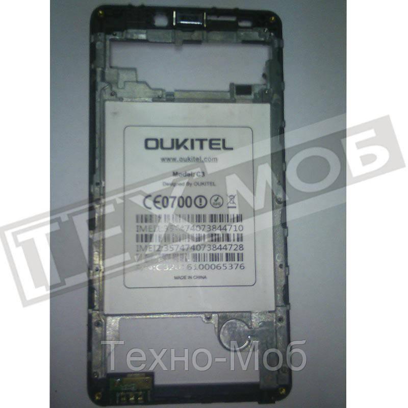 Рамка дисплея для телефона Oukitel C3