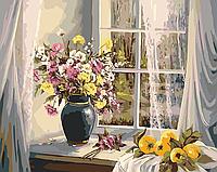 Живопис за номерами Літній ранок ТМ ArtStory