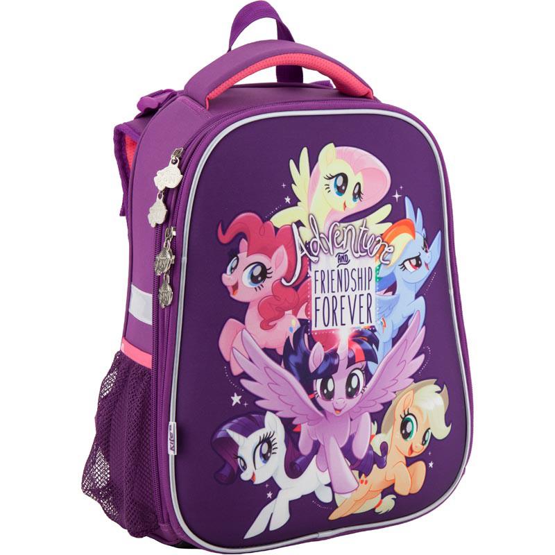 c816f0a09fd2 Рюкзак школьный каркасный 531 Little Pony LP18-531M: продажа, цена в ...