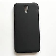 Чехол для Homtom HT3 / HT3 Pro Оригинальный Бампер черный
