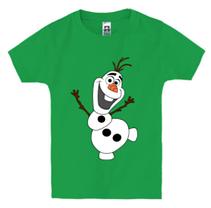 Детская футболка С ВЕСЁЛЫМ СНЕГОВИКОМ, фото 2