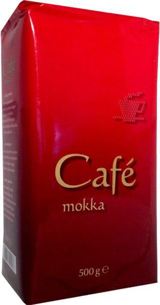 Кава мелена Cafe Mokka 500 гр.