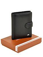 Мужское  портмоне ST SERGIO TORRETTI M24 black.Купить портмоне кожаные оптом и в розницу Одесса 7км