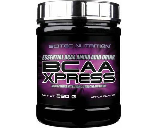 Аминокислота Scitec Nutrition BCAA Xpress 280 г, фото 2