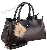cd826ed30814 Женская сумка WeLassie 54804 коричневый женские сумки оптом и в розницу в Одессе  км