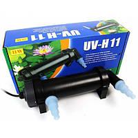 Стерилизатор для аквариума и пруда Jebo UV-H 11 Вт