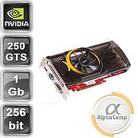 Видеокарта PCI-E NVIDIA Palit GTS250 (1Gb/GDDR3/256bit/VGA/DVI/HMDI) б/у
