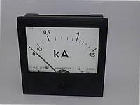 Амперметр Э365 1,5кА  1500/5А