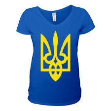 Футболки с трезубцем, браслеты с украинским флагом и многое другое