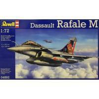 Сборная модель Revell Многоцелевой истребитель Dassault Rafale M 1:72 (4892)