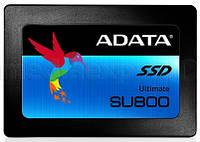 SSD накопитель  ADATA SSD Ultimate SU800 256GB