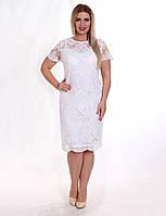 """P 0816 A Коктейльное платье из пайетки узор в виде """"короны""""  с коротким рукавом, фото 1"""