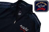Мужской спортивный костюм батал( увеличенный размер) Paul&Shark 3XL,4XL,5XL,6ХL