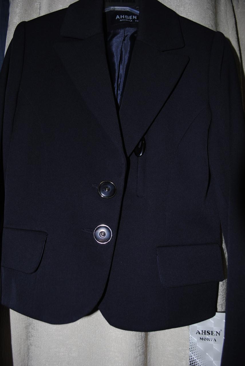 Шкільний піджак AHSEN MORVA короткий 9-10 років  продажа 364a294f799e1
