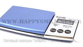 Electronic pocket scale diamond, model 100 - ювелирные весы оптом