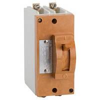 Автоматический выключатель АК-50-2М 2 А