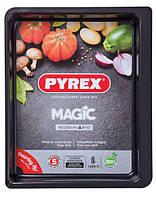 Magic Форма для выпечки прямоугольная 40х31 см сталь углеродистая Pyrex