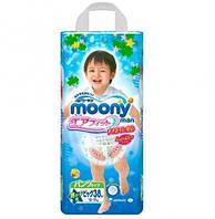 Трусики Moony для мальчиков Big (12-17кг) 38 шт