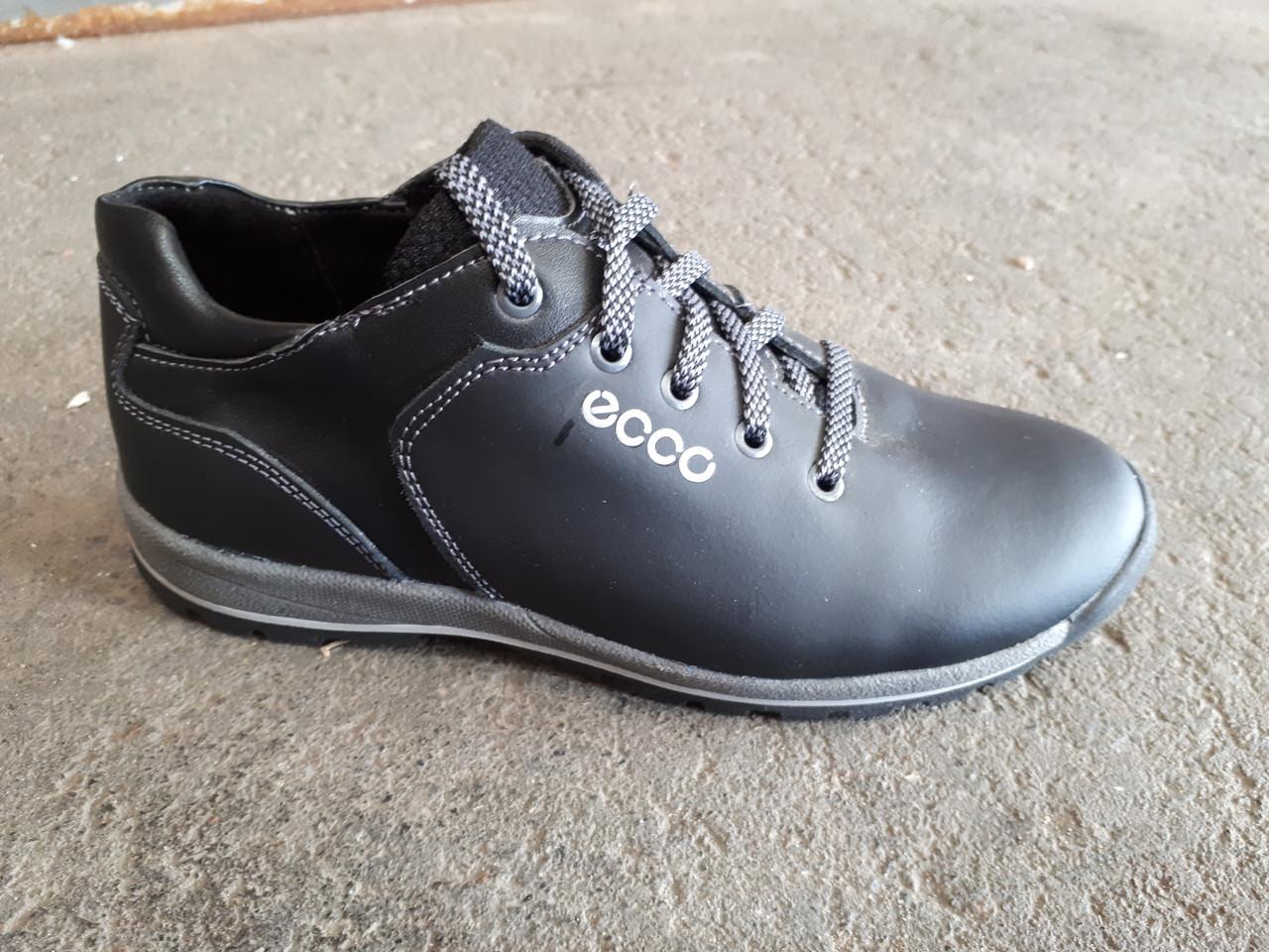 b7a10897c117ea Подростковые кожаные кроссовки ECCO. Украина - Интернет-магазин