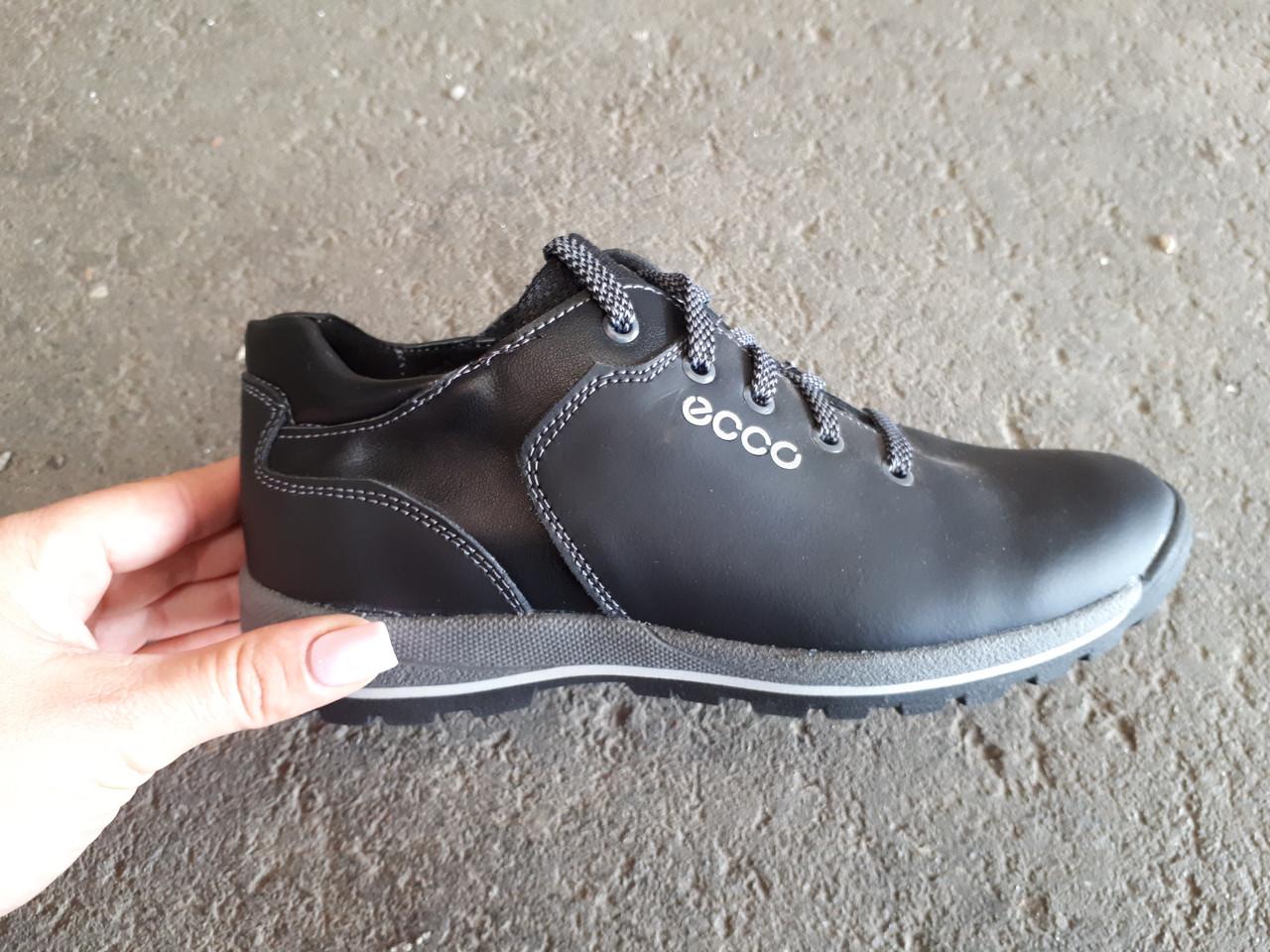 b932c0b737291f Украина, фото 3 Подростковые кожаные кроссовки ECCO. Украина, фото 4