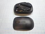 Беспроводная мультимедийная мини клавиатура + беспроводная оптическая мышка, фото 6