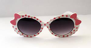 """Детские солнцезащитные очки """"Бантик"""""""