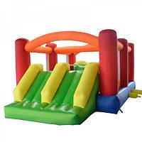 Дитячий надувний батут Fun World (KIDIGO)