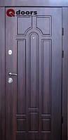 Дверь входная Qdoors модель Классик премиум
