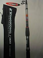 Удилище king kong3.0м карповое телескопическое siweida, фото 1