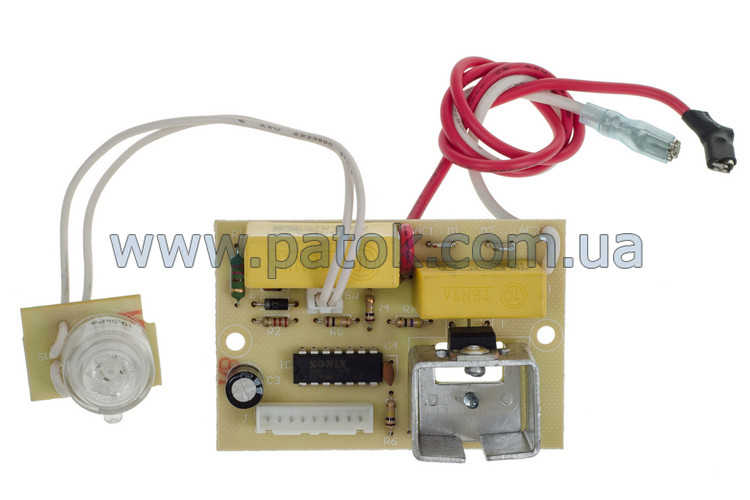 Модуль управления для пылесоса Zelmer 755485 (2700.042)