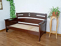 """Кровать """"Луи Дюпон - 3"""". Массив - сосна, ольха, береза, дуб."""