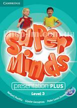 Super Minds 3 Presentation Plus DVD-ROM / Ресурсы для интерактивной доски