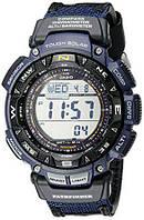 Мужские часы Casio PRO TREK Pathfinder PRG-240B-2 Касио водонепроницаемые японские часы