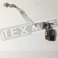 Плата с разъемом USB Samsung 355V4C A10