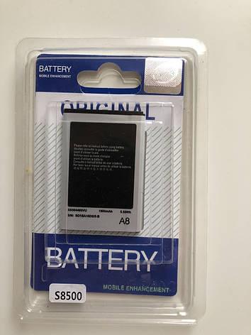 Усиленная батарея аккумулятор S8500 Wave original, фото 2