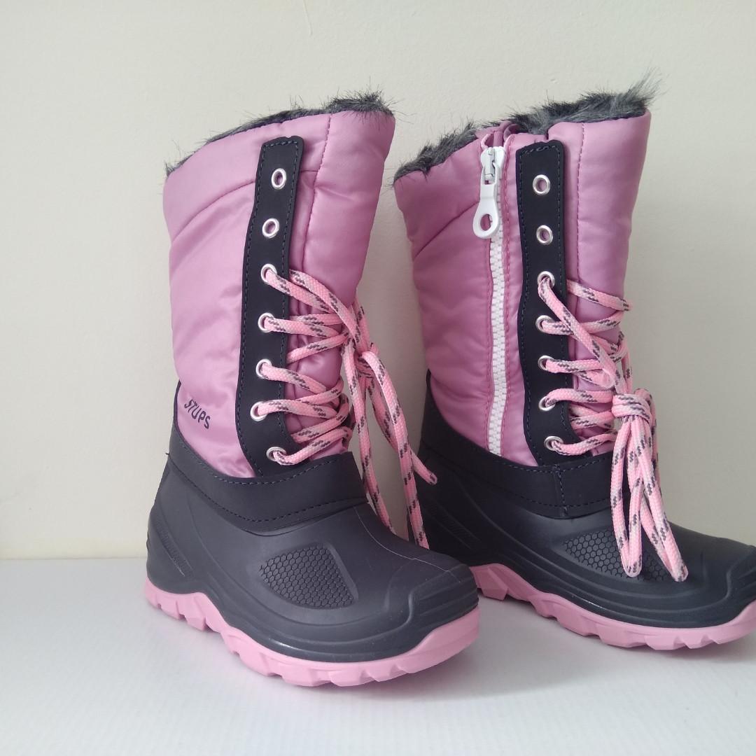 dd6813bc4448 Зимние сапоги Stups 24 25р. - Интернет-магазин брендовой детской обуви  SQShoes в