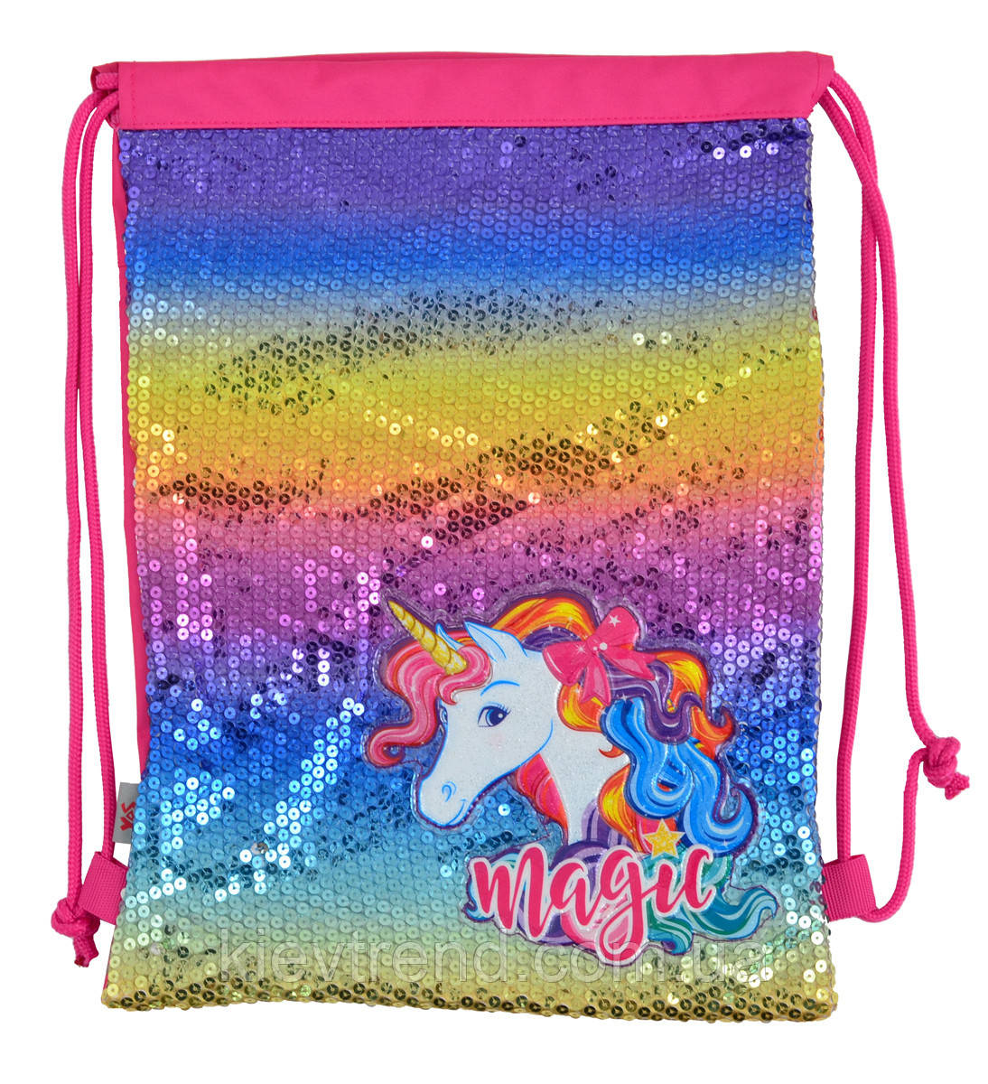 Сумка-мешок DB-11 Unicorn, 40*30