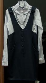 Модний шкільний сарафан AHSEN MORVA 15-16р  продажа 3cea5ee7998fd