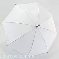 """Однотонный зонтик трость от солнца и дождя на 8 спиц от фирмы """"FeellingRain"""""""