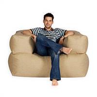 Бескаркасное кресло классическое Buddy XXL 65 / 110 / 90 см., фото 1