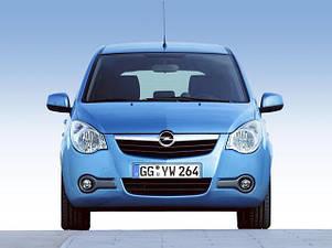 Тюнинг Opel Agila B 2007-2015