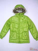 Курточка демисезонная для девочки (152 см)  No name 2000000189123