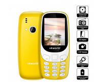 VKWorld Z3310 (Nokia clon) Yellow
